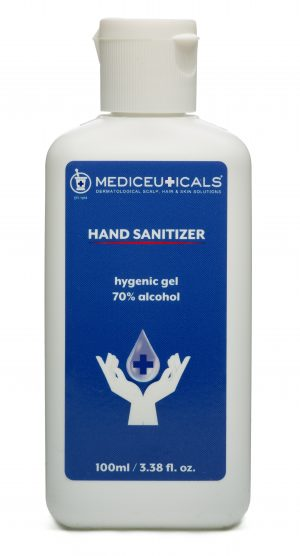 MEDICEUTICALS HAND SANITIZER 100ML