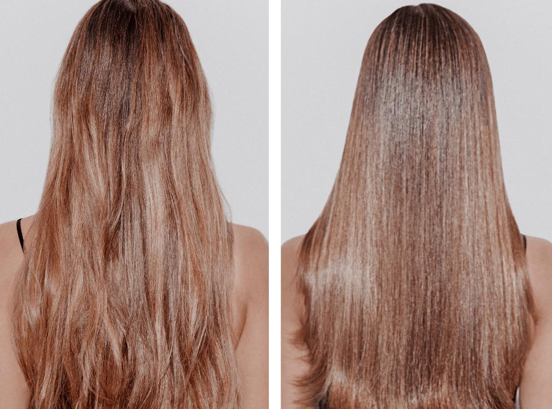 K-Water brengt een revolutionare glanz op je haar
