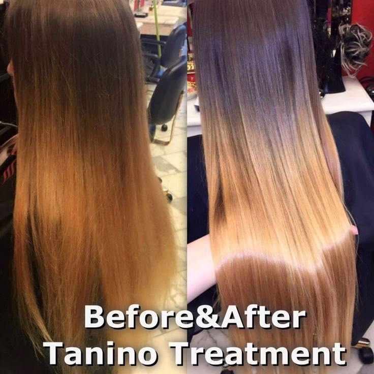 Tanino smoothing therapy