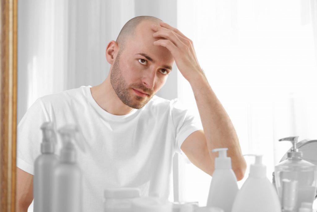 Stop hair loss !!!