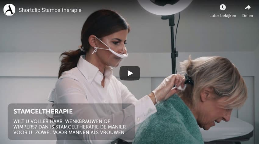 Stamcelbehandeling A-Clinic