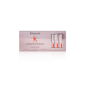 Ampoules Cure Fortifiantes Anti-chute 10x6 ml